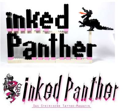 Inked Panther